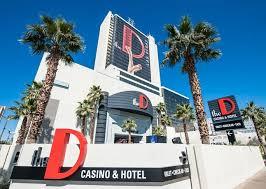 The D Casino & Hotel