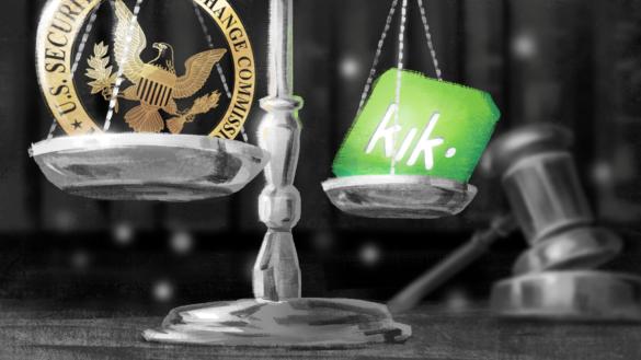 Kik vs SEC